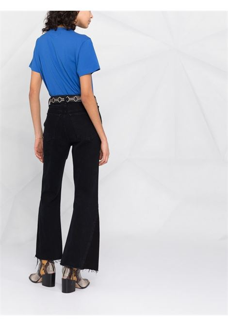 Blue t-shirt ISABEL MARANT | T-SHIRT | TS061921E038I30EB