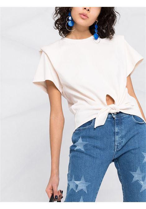 T-shirt ecru ISABEL MARANT | T-SHIRT | TS078021P027I23EC