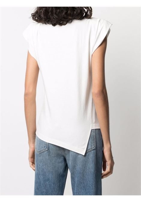 T-shirt bianca ISABEL MARANT | T-SHIRT | TS078621E033I23EC