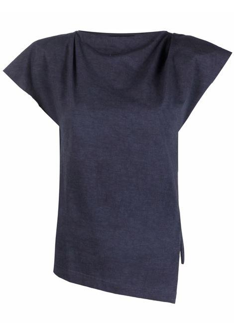 T-shirt nera ISABEL MARANT | TS078621E033I30FN