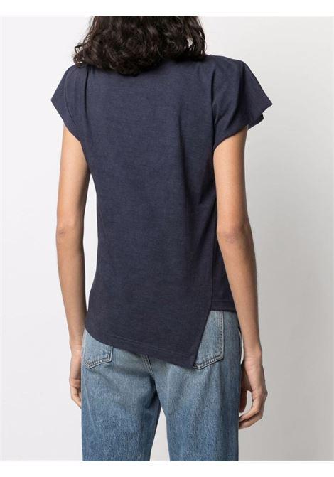 T-shirt nera ISABEL MARANT | T-SHIRT | TS078621E033I30FN