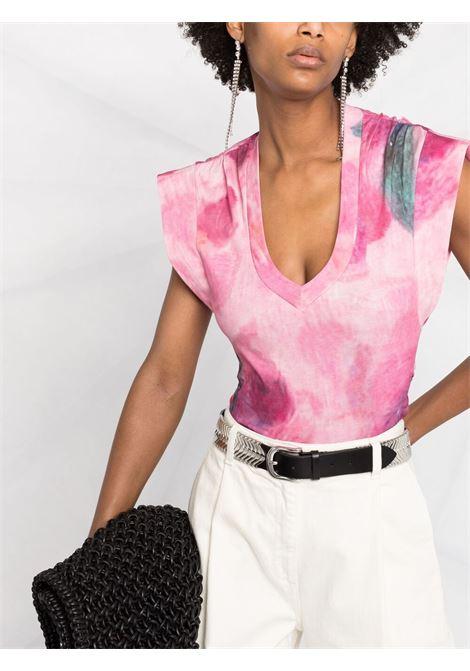 Pink t-shirt  ISABEL MARANT |  | TS078721E032I40PK