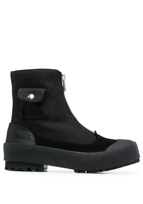 Black boots JW ANDERSON | BOOTS | ANW36017A13090999