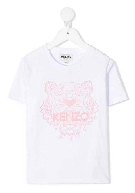 T-shirt bianca KENZO KIDS | K15100103