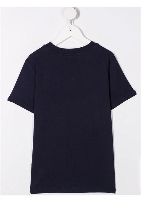 T-shirt blu KENZO KIDS | T-SHIRT | K2511185T