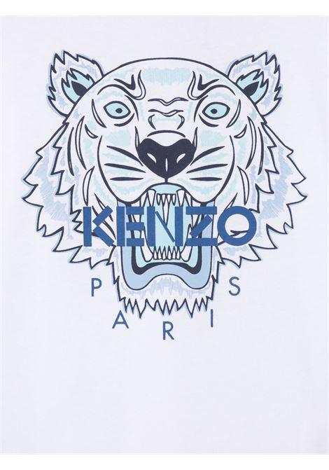 T-shirt bianca KENZO KIDS | T-SHIRT | K25115103