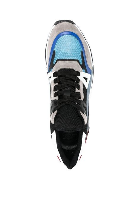 Red/blue/black sneakers LAB PAL ZILERI | SHOES | SPSL0583E877625