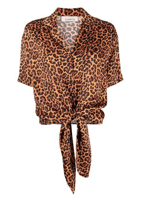 Leopard shirt LANEUS | 6945VAR1