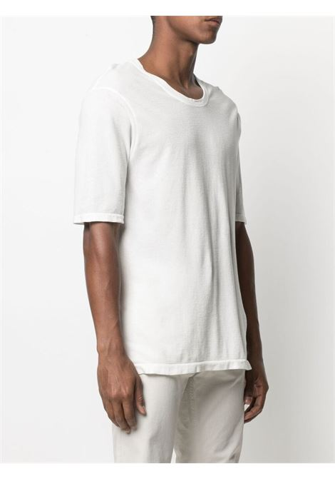 White t-shirt LANEUS | T-SHIRT | 90777STUCCO
