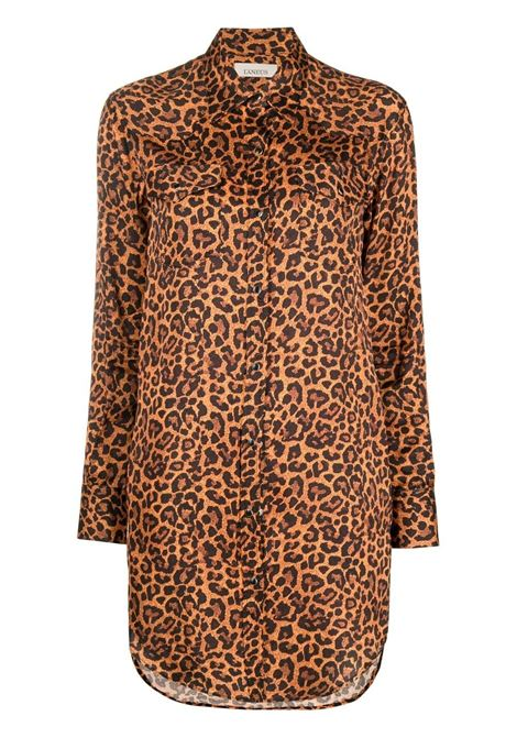 Leopard dress LANEUS | ABD101VAR1