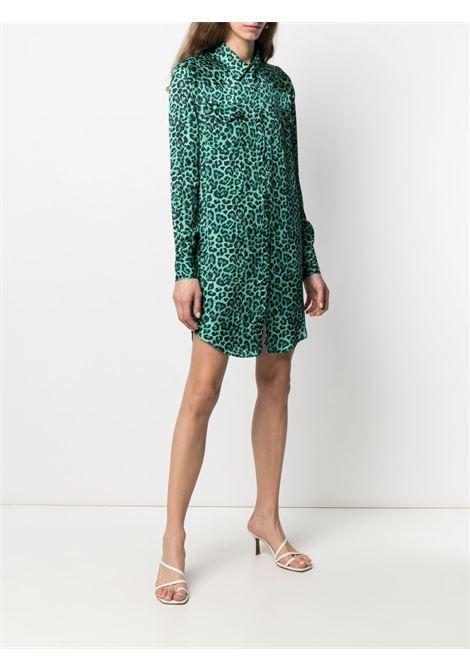 Green dress LANEUS | ABD101VAR2