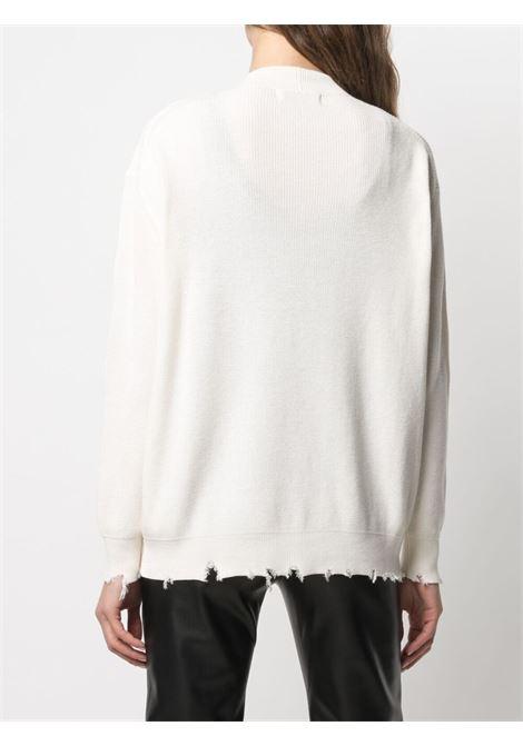 Cardigan bianco LANEUS | CARDIGAN | CDD1409M1002