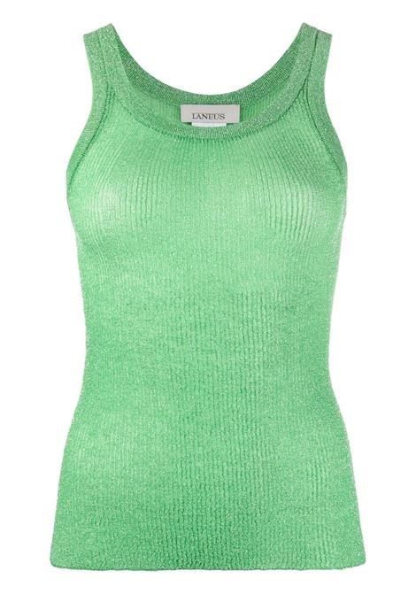 Light green tank top LANEUS | CND1604VERDE