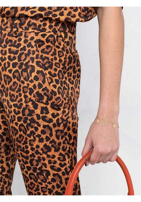 Pantalone marrone LANEUS | PANTALONI | PND003VAR1