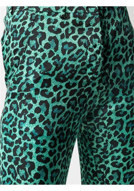 Pantalone verde LANEUS | PANTALONI | PND003VAR2