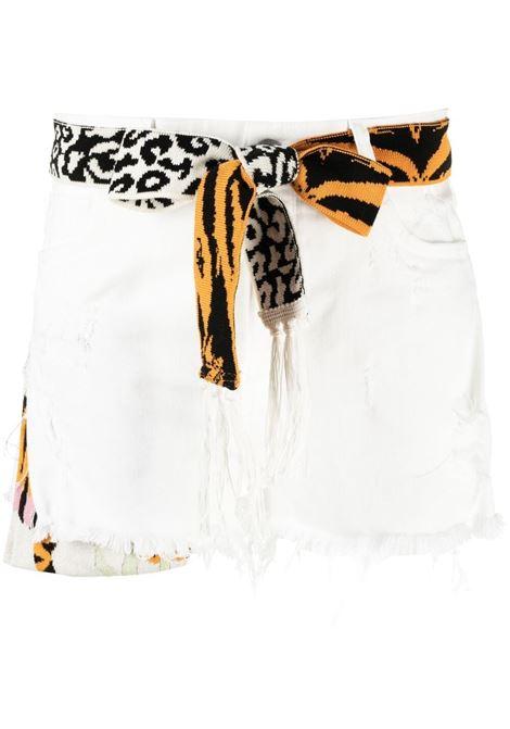 Shorts bianco LANEUS | SHORTS | SHD13PANNA