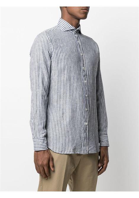 Camicia blu LARDINI | CAMICIE | ELCIROELC1336850