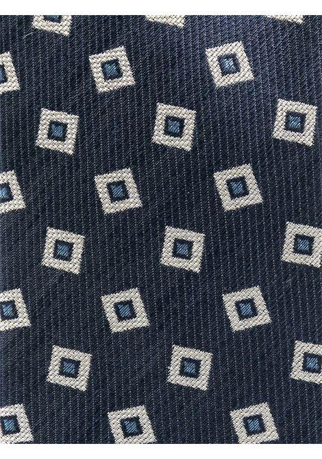 Cravatta blu LARDINI | ELCRC7EL56115830