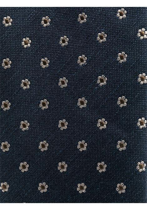 Cravatta blu LARDINI | ELCRC7EL56146850