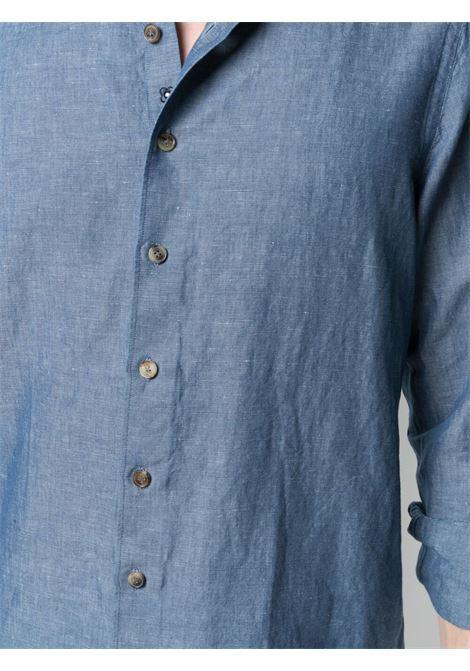 Blue shirt LARDINI   SHIRTS   ELDIEGOELC1378800