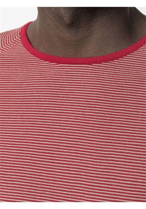 Red jumper LARDINI   JERSEYS   ELLMML198EL56037600BE