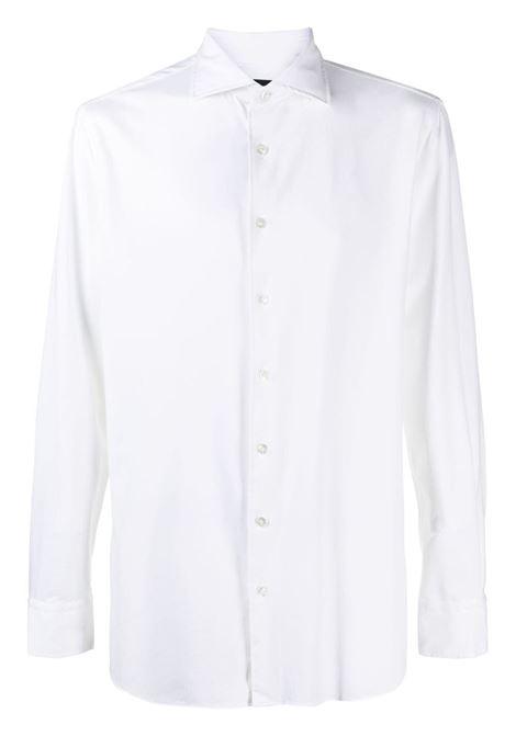 White shirt LARDINI   SHIRTS   ELMOTOKISXELC1361100