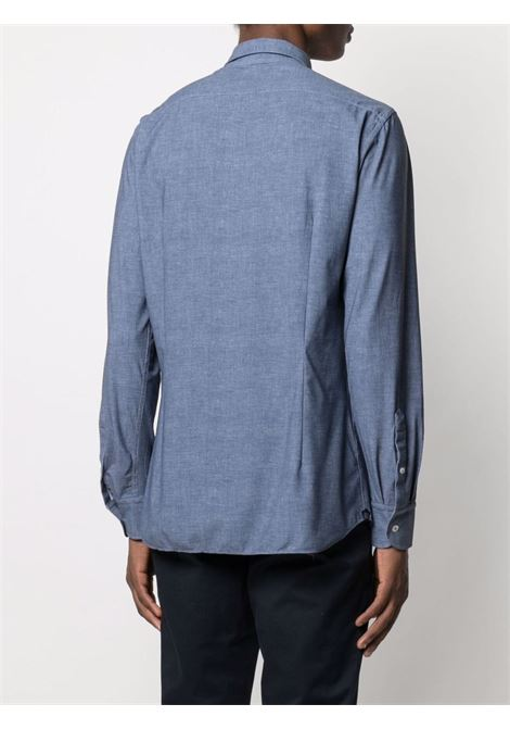 Blue shirt LARDINI   SHIRTS   ELMOTOKISXELC1364800