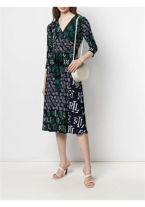 Blue dress LAUREN RALPH LAUREN | DRESS | 250834104001