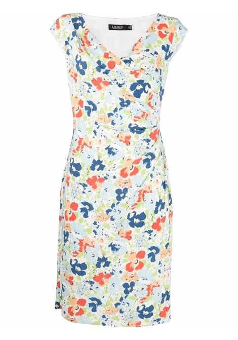 Multicolour dress LAUREN RALPH LAUREN | DRESS | 250834123001