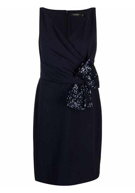 Navy dress LAUREN RALPH LAUREN | DRESS | 253830139001