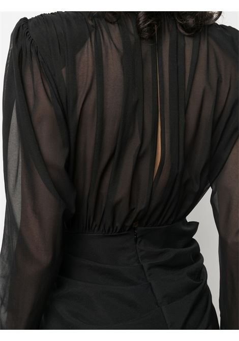 Black dress