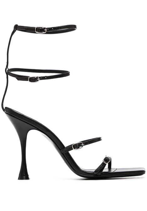 Black sandals MAGDA BUTRYM |  | 513521BLACK