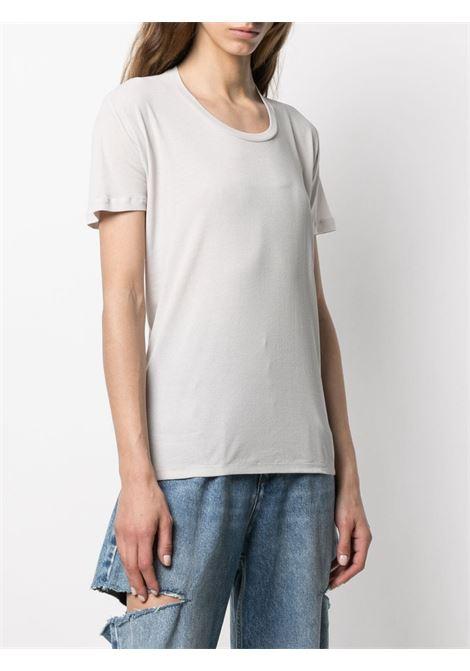 T-shirt bianca/argento MAISON MARGIELA | T-SHIRT | S29GC0294S23939116