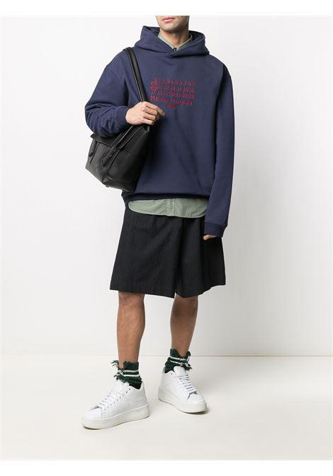 Blue sweatshirt MAISON MARGIELA |  | S50GU0163S25503510