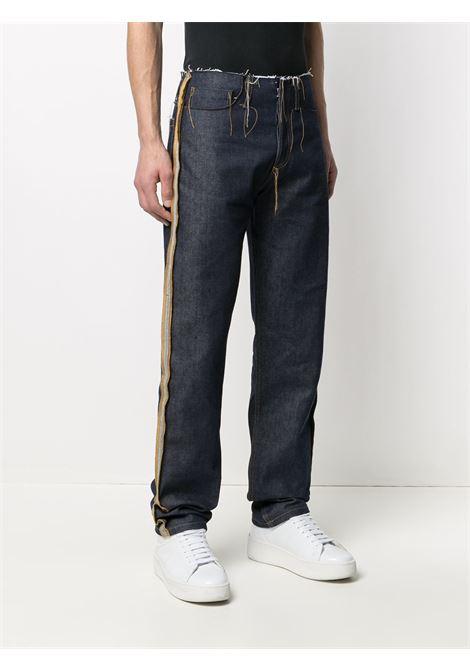 Pantalone blu MAISON MARGIELA | PANTALONI | S50LA0174S30736470