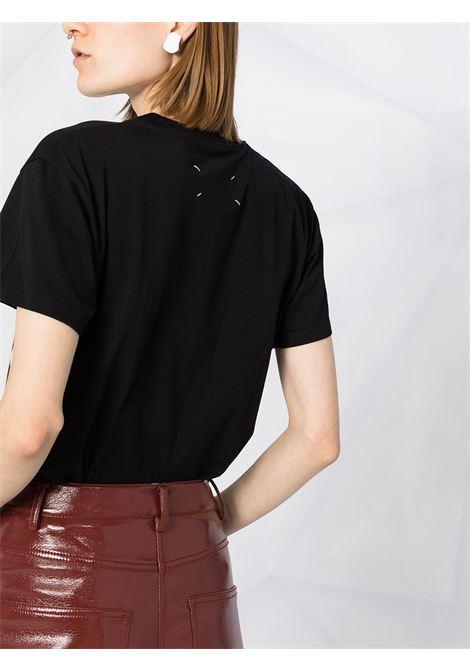 Black t-shirt MAISON MARGIELA |  | S51GC0505S22816900