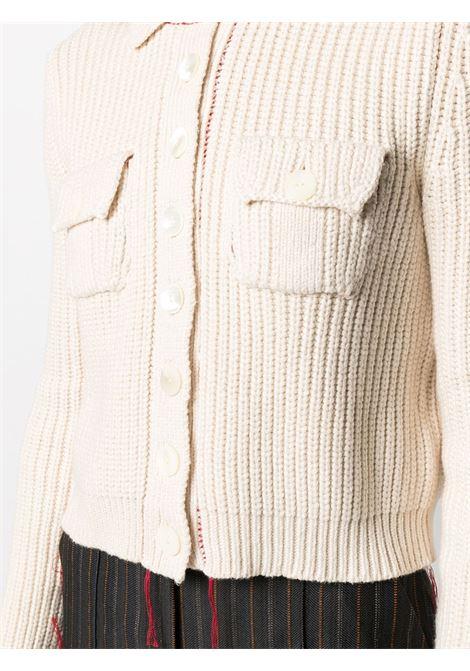 White cardigan MAISON MARGIELA |  | S51GP0213S17670102F