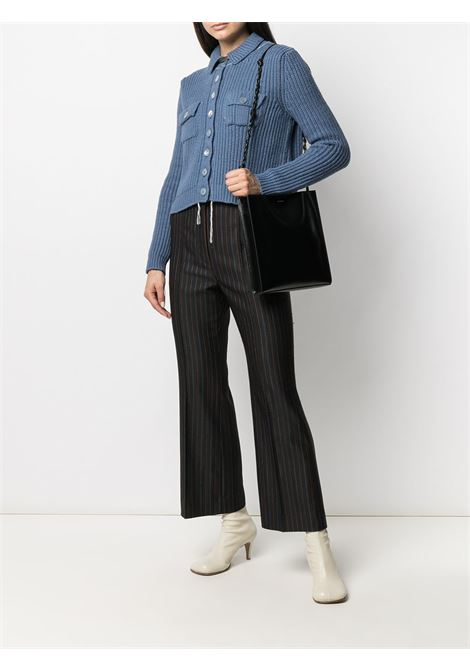 Blue cardigan MAISON MARGIELA |  | S51GP0213S17670490F