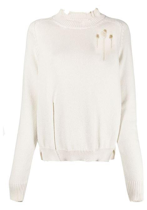 White jumper MAISON MARGIELA |  | S51GP0218S17663800