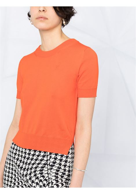 Orange jumper MAISON MARGIELA   JERSEYS   S51HA1111S17659310