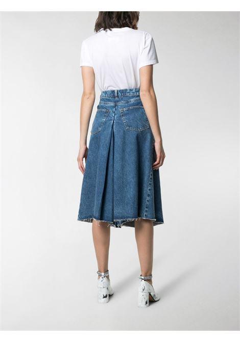 Blue jeans Shorts MAISON MARGIELA |  | S51MA0446S30744961