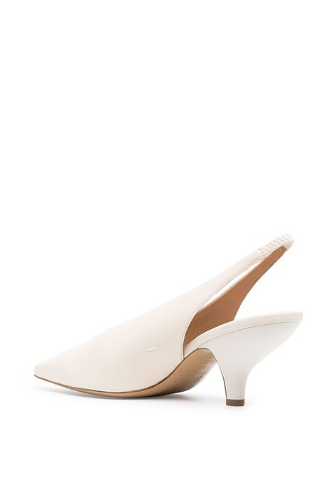 Pumps bianca MAISON MARGIELA | PUMPS | S58WL0211P3753T1003