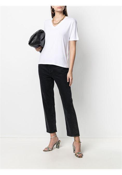 T-shirt bianca MAJESTIC | T-SHIRT | E21M001FTS572001