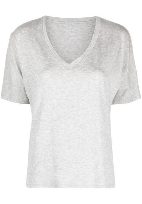 T-shirt grigia MAJESTIC | E21M001FTS572004