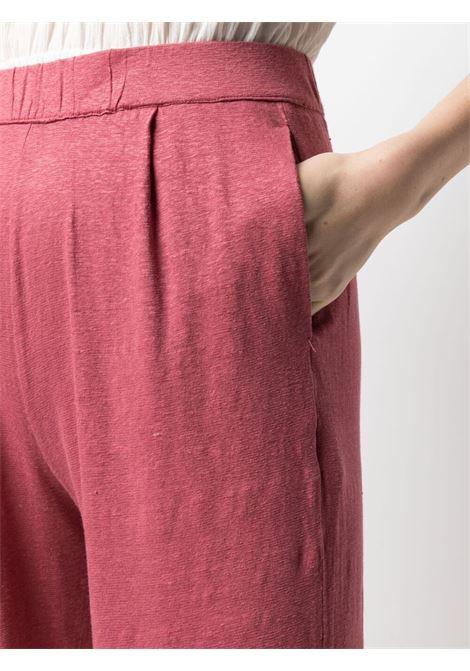 Pantalone color bacca MAJESTIC | E21M011FPA079450