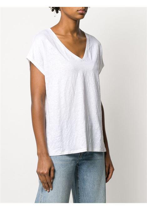 T-shirt bianca MAJESTIC | T-SHIRT | E21M011FTS159001