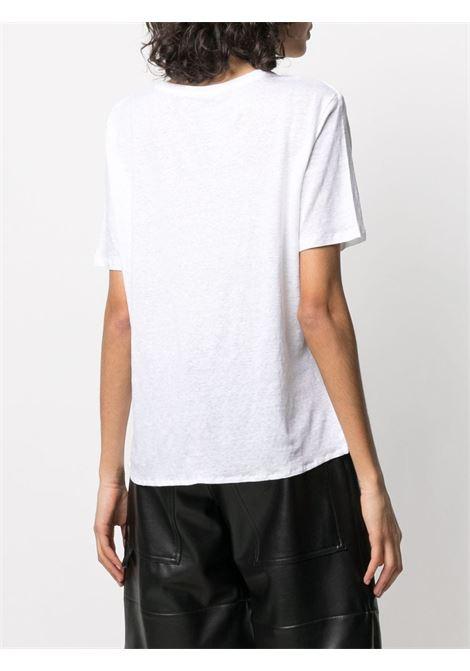 T-shirt bianca MAJESTIC | T-SHIRT | E21M011FTS570001