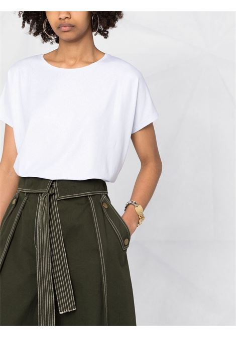 White t-shirt MAJESTIC |  | E21M014FTS390700