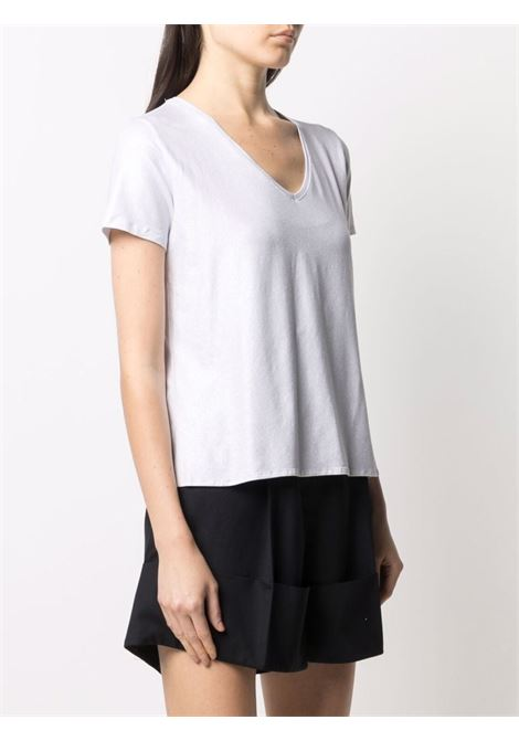 T-shirt bianca MAJESTIC | T-SHIRT | E21M014FTS391700