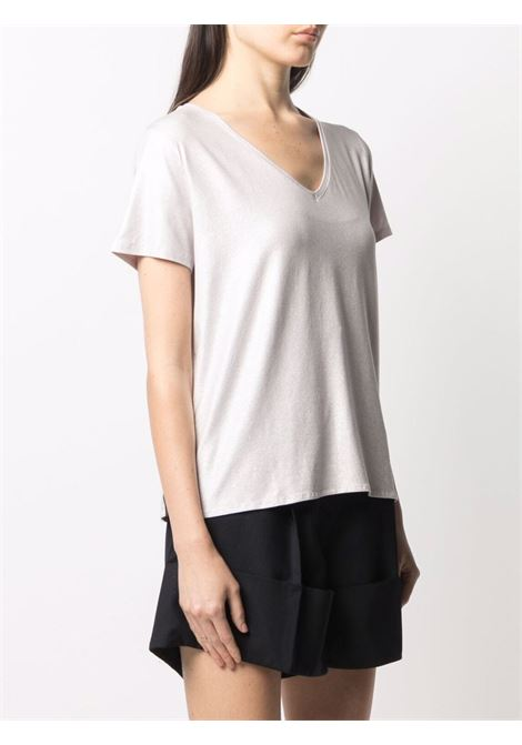 T-shirt bianca MAJESTIC | E21M014FTS391727